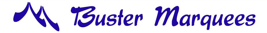 Buster Marquees Logo
