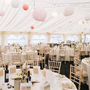 marquee interiors for wedding