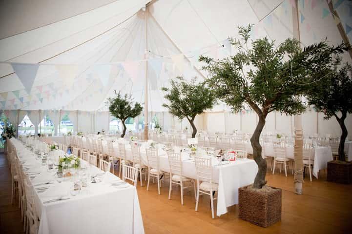 Wedding Interior Design: Marquee Hire Nottingham