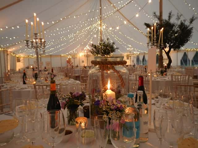 Traditional Marquees Nottingham Mansfield Buster Marquees