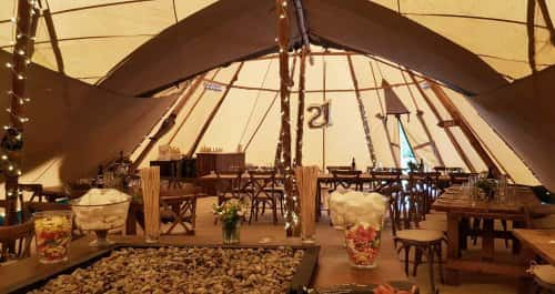 Tipi Marquee